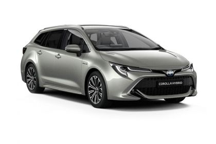 Toyota Corolla personal contract purchase cars