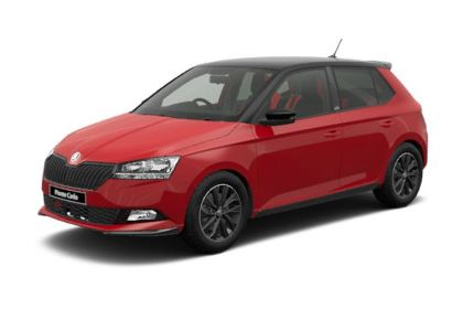 Skoda Fabia personal contract purchase cars