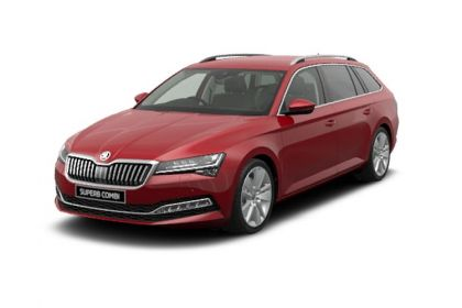 Skoda Superb personal contract purchase cars