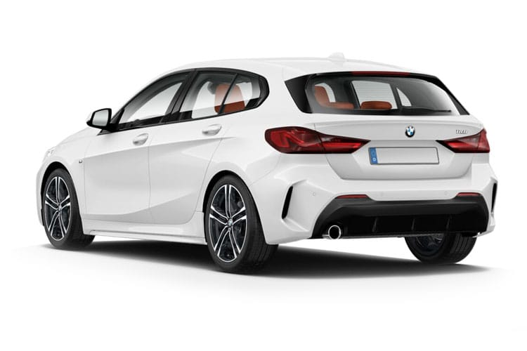 BMW 1 Series 118 Hatch 5Dr 1.5 i 140PS M Sport 5Dr Manual [Start Stop] [Tech I Plus] back view