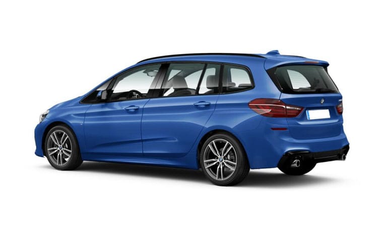 BMW 2 Series Tourer 216 Gran Tourer 1.5 d 116PS Luxury 5Dr Manual [Start Stop] back view