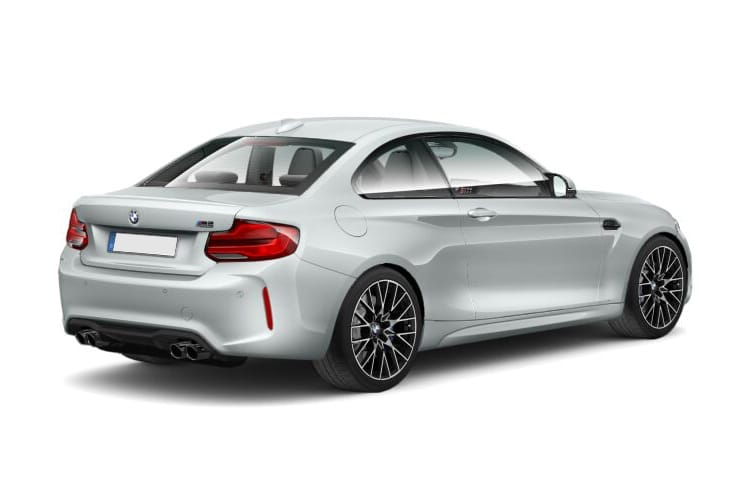 BMW 2 Series 218 Coupe 2.0 d 150PS Sport 2Dr Manual [Start Stop] back view