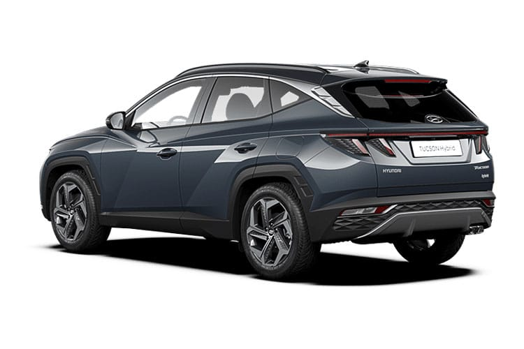 Hyundai Tucson SUV 1.6 T-GDi 150PS SE Connect 5Dr Manual [Start Stop] back view