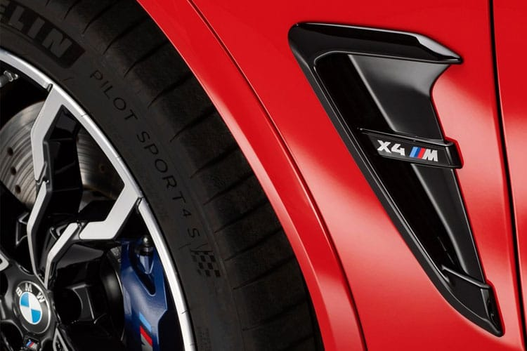 BMW X4 xDrive20 SUV 2.0 d 190PS M Sport 5Dr Auto [Start Stop] detail view