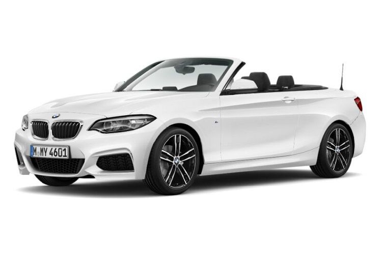 BMW 2 Series 220 Convertible 2.0 i 184PS Sport 2Dr Auto [Start Stop] [Tech II] front view