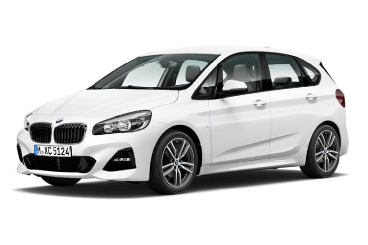 BMW 2 Series Tourer 216 Gran Tourer 1.5 d 116PS Luxury 5Dr Manual [Start Stop] front view