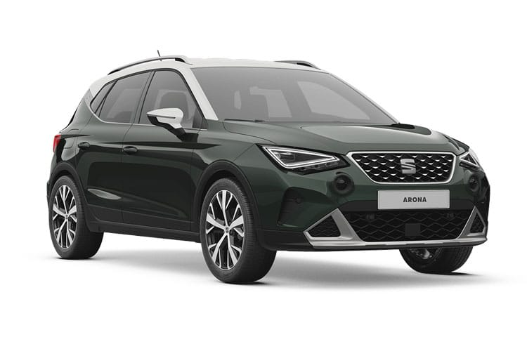 SEAT Arona SUV 1.0 TSI 110PS FR Sport 5Dr Manual [Start Stop] front view