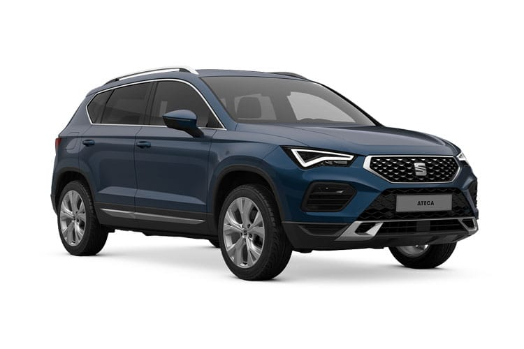 SEAT Ateca SUV 1.5 TSI EVO 150PS FR 5Dr DSG [Start Stop] front view