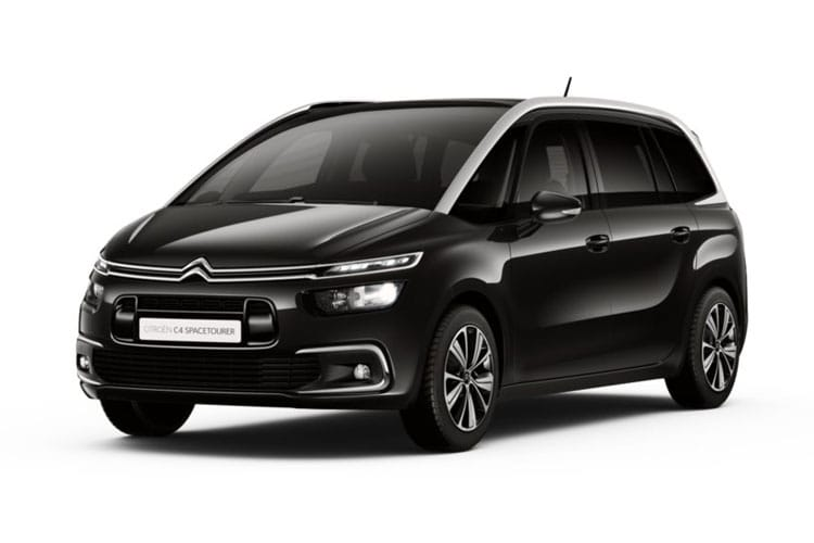 Citroen C4 SpaceTourer Grand C4 SpaceTourer MPV 1.5 BlueHDi 130PS Live 5Dr Manual [Start Stop] front view