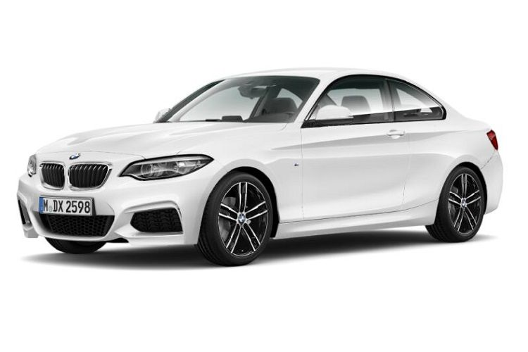 BMW 2 Series 218 Coupe 2.0 d 150PS Sport 2Dr Manual [Start Stop] front view