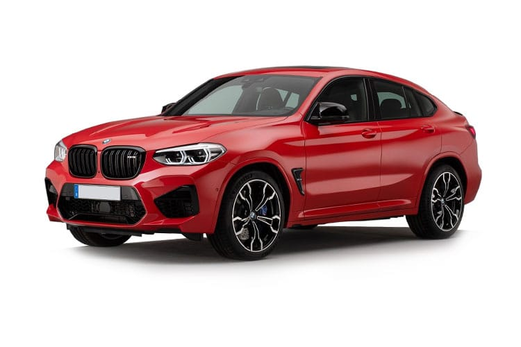 BMW X4 xDrive20 SUV 2.0 d 190PS M Sport 5Dr Auto [Start Stop] front view