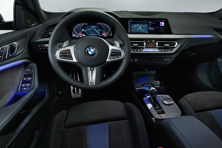 BMW 2 Series 218 Gran Coupe 2.0 d 150PS M Sport 4Dr Manual [Start Stop] [Tech] inside view