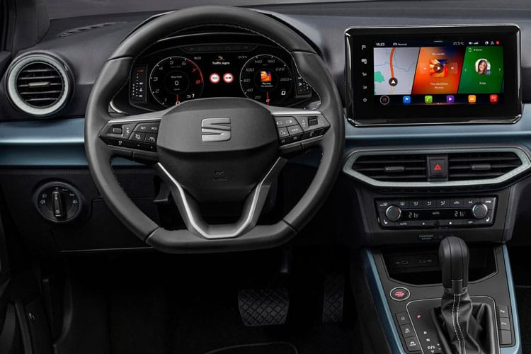 SEAT Arona SUV 1.0 TSI 110PS FR Sport 5Dr Manual [Start Stop] inside view
