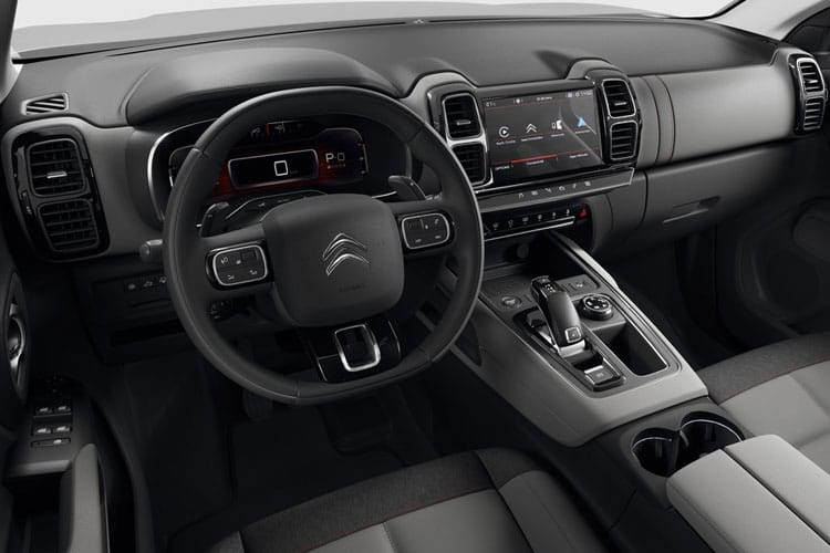 Citroen C5 Aircross SUV 1.5 BlueHDi 130PS Shine 5Dr Manual [Start Stop] inside view
