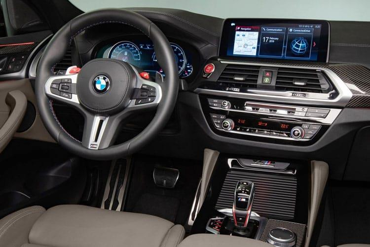 BMW X4 xDrive20 SUV 2.0 d 190PS M Sport 5Dr Auto [Start Stop] inside view